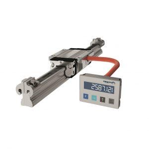 geïntegreerd sensor meetsysteem bosch rexroth handling systeem rails
