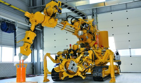 Bosch Rexroth is onder ander actief in subsea automation