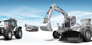 Mobiele hydrauliek divisie Bosch Hexroth profiteert van expertise Bosch in elektromobiliteit