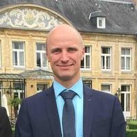 Dirk de Bilde Siemens CEO