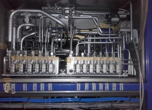 hydraulisch systeem ontwikkeld door hydrauvision voor asperge-oogstrobot