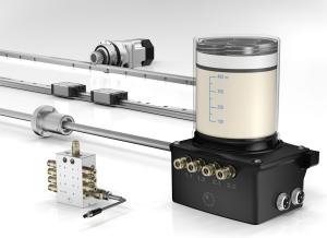 CNC smeersysteem